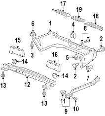 com acirc reg honda rear bumper bumper and components step pad 2007 honda ridgeline rt v6 3 5 liter gas bumper components
