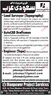Autocad Draftsman Land Surveyor Autocad Draftsman Job Opportunity 2019 Job