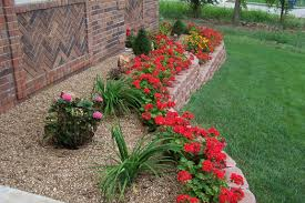 Gallery of Flower Bed Ideas For Backyard And Front Yard Of Our House Along  With Image Of Flower Bed Design Beautiful Flower Bed Ideas