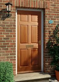 wooden front doors. Wooden Front Doors And Surrounds With Lowes