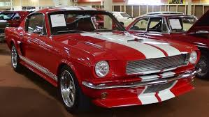 1966 Ford Mustang Fastback Shelby GT350 Clone V8 Five speed ...