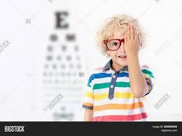 Child Eye Test Chart Child Eye Sight Test Image Photo Free Trial Bigstock