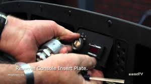 how to install an e z go ignition switch