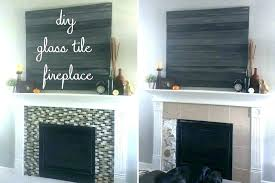 mosaic tile fireplace glass tile fireplace surround mosaic mosaic tile fireplace mantel