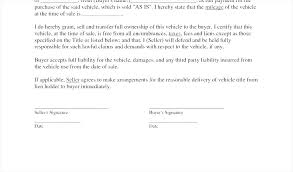 Used Car Sale Agreement Template Used Car Website Template