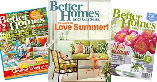 better home and garden magazine. Better Homes \u0026 Gardens - Luxury Home Design Ideas Homedesignideas . And Garden Magazine G