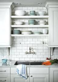 kitchen sink shelf s glass shelf above kitchen sink