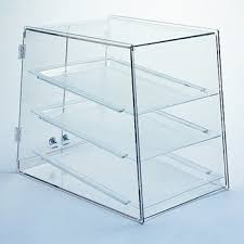Cookie Display Stand Countertop 100 Tier Clear Acrylic Bakery Display Tray Cupcake Cookie 22