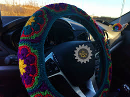 Online and instore you'll find exterior styling products that will give you a fresh look, including replacement wheel trims and alloys that will. Flower Steering Wheel Cover Best Car Accessories Car Etsy