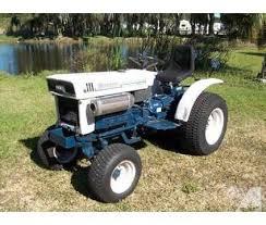 diesel garden tractor. Bolens H1502 Hydro Diesel Garden Tractor