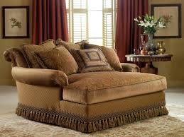 amazing brown large bedroom lounge chairs with wooden pedestal table decors in master bedroom ideas