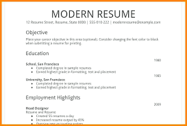 College Student Modern Resume College Student Resume Template Google Docs Templates Documents Yomm