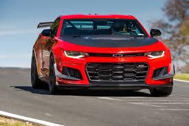 5 Impressive Cars the Chevrolet Camaro ZL1 1LE Killed at the ...