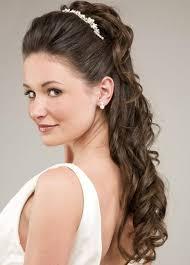 Svatební účes Pro Dlouhé Vlasy