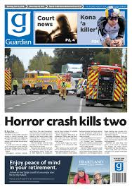 Ashburton Guardian, Tuesday, October 16, 2018 by Ashburton Guardian ...