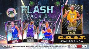 NBA 2K20 - Flash Packs 9 - Steam News