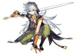 Genshin Impact Razor Guide & Wiki - OwwYa