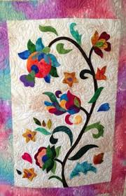 Pin from pinner: Janet the quilter......Jacobean Fantasy made by ... & Jacobean Fantasy made by Janet Beyea   Happy Quilting in Applique    Pinterest   Jacobean, Applique quilts and Patchwork Adamdwight.com