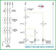 reversing starter wiring diagram to on contactor single phase with reversing motor starter wiring diagram reversing starter wiring diagram to on contactor single phase with schematic pictures jpg