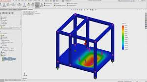 Solidworks Simulation Pressure Vessel Design Reduce Material Usage With The Optimization Module In