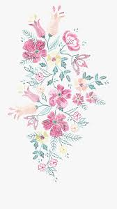 Floral Embroidery Designs Vector Flower Embroidery Euclidean Vector Floral Design Flowers