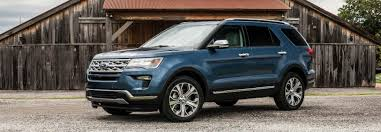 2019 Ford Edge Color Chart Pictures Of All 2019 Ford Explorer Exterior Color Choices