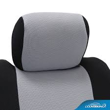 spacer mesh custom seat cover