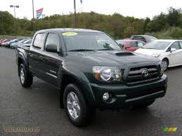 2010 Toyota Tacoma V6 SR5 TRD Sport Double Cab 4x4 in Timberland ...