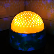 Night Lamps For Bedroom Romantic Led Starry Projector Fantastic Fairy Star Ceiling Night