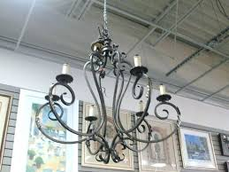 white wrought iron chandelier black wrought iron chandelier wrought iron chandeliers white wrought iron chandelier