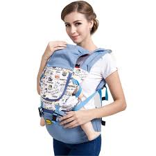 Wholesale Multifunctional Comfortable Baby Carrier Waist Stool Blue ...