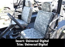 utv seat cover options covers and camo