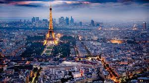Paris Skyline Wallpapers - Top Free ...