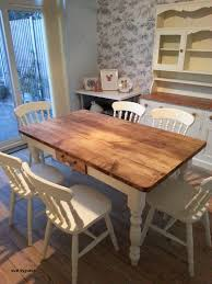 shabby chic round table and chairs elegant shabby chic pub table gallery table decoration ideas