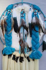 How Are Dream Catchers Made This is a gorgeous 100 x 100 dream catcher made of leather rabbit 59