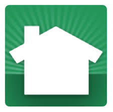 Image result for image of nextdoor website logo