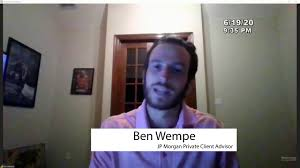 Kyle Peace and Progress Summit - JP Morgan, Ben Wempe 2 - YouTube