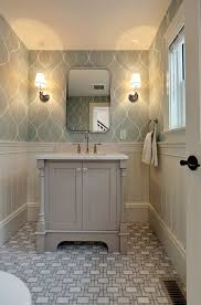 Designer Wallpaper For Bathrooms