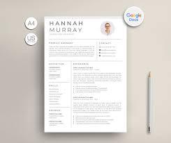 Google Docs Resume Template Resume Template Google Docs Google Cv Template Simple Google Docs Resume Elegant Google Docs Resume Cv