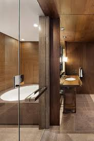 best hotel bathrooms. The Bathrooms At This Design-centric Hotel Are Evocative Of A Traditional Japanese Bathhouse \u2014 Except They Feature Sleek Faucets And Futuristic \ Best S
