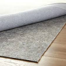 rubber rug pad felt rug pads crate and barrel inside pad inspirations 0 felt and rubber
