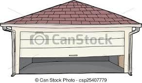 isolated stuck garage door csp25407779