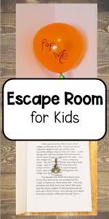 diy escape room for kids hands on