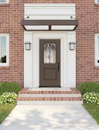 shaker front doorPhoto Gallery Exterior Doors  JELDWEN Windows  Doors