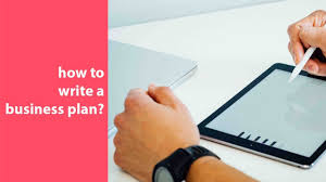 How To Write A Business Plan Step By Step Guide Templates