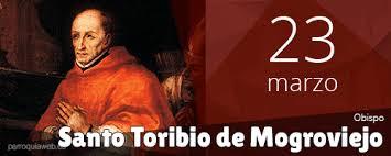 Santo Toribio de Mogroviejo - Acción Católica General Málaga