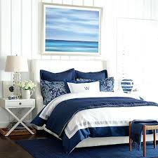 Blue And White Decorating Ideas Navy Blue And White Bedroom Blue And ...