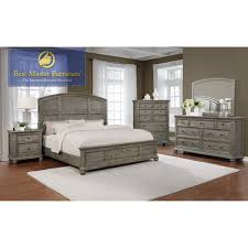 Design the ultimate master suite or refresh a guest room—macy's has amazing bedroom sets for the job. B4000 Bedroom Best Master Furniture Bedroom Set California King Bed Color Antique Grey