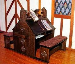 dollhouse furniture 1 12 scale. i want to live in her dollhouse medieval scriptorium desk miniature 1 furniture 12 scale