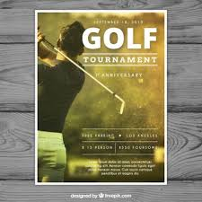 Golf Tournament Vectors Photos And Psd Files Free Download
